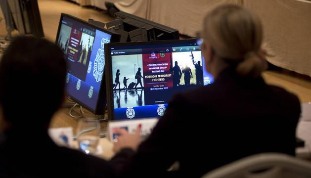 VI Reunión del Grupo de Trabajo de Interpol sobre contraterrorismo.