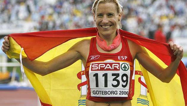 Marta Domínguez.
