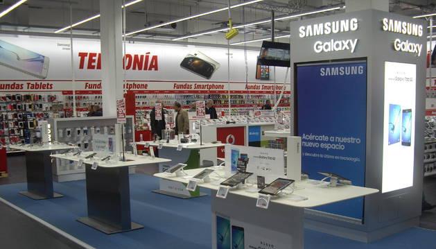 Media Markt Pamplona: nueva tienda, mejor servicio
