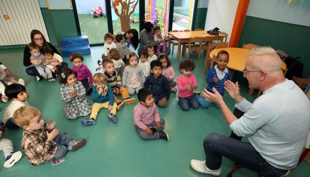 Música 'reciclada' para oídos infantiles