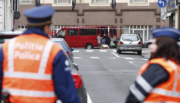 Bélgica alerta del riesgo de un atentado