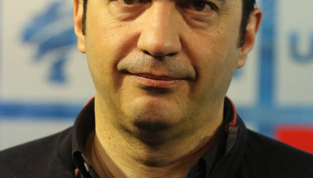 Román Luzán, reelegido presidente del Comité Local de UPN en Pamplona
