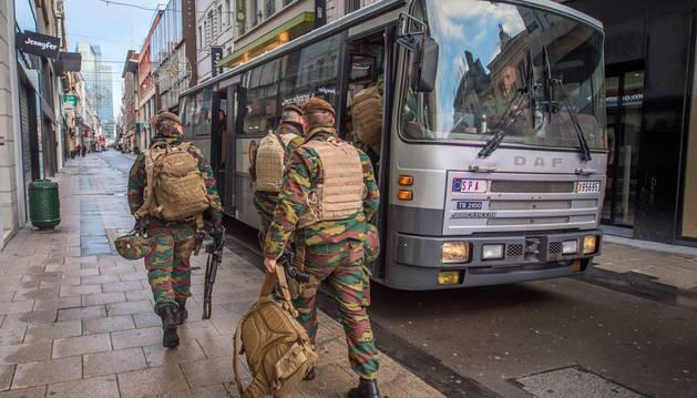 Bruselas, pendiente de una nueva evaluación de alerta terrorista
