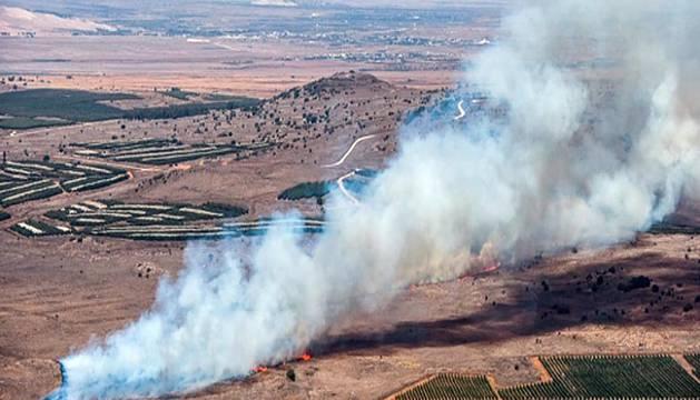 Turquía derriba un avión de combate en Siria tras violar su espacio aéreo