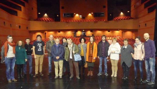 Los gestores del Auditorio de Barañáin no le ven futuro sin respaldo