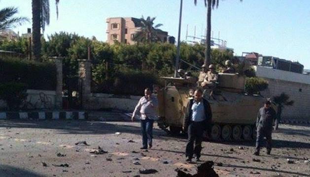 Cuatro muertos en el ataque contra un hotel en la península del Sinaí