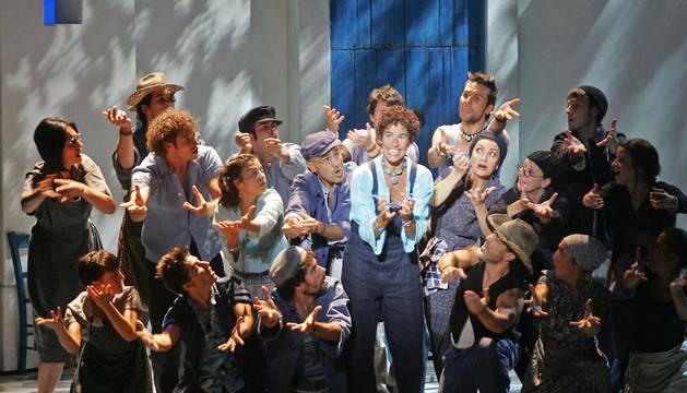 El musical Mamma Mia! regresará  a Baluarte del 28 de abril al 1 de mayo