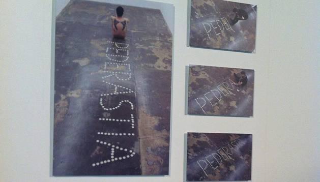 La muestra ha abierto con las fotos de la parte polémica de Azcona
