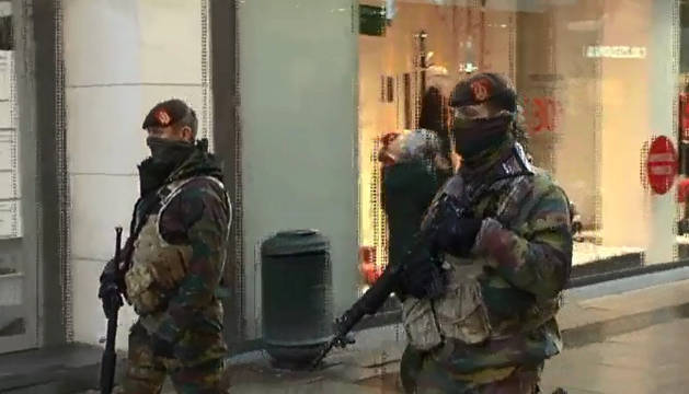 La normalidad vuelve a Bruselas 'a cuentagotas'
