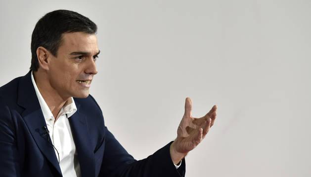 Pedro Sánchez pide que España tenga