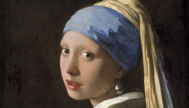'La joven de la perla', obra maestra de Vermeer.
