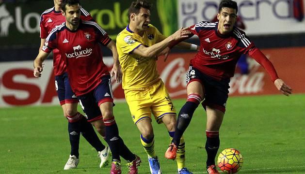 Osasuna-Alcorcón (1-2)