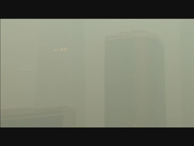 Alerta máxima en Pekín por el nivel de contaminación