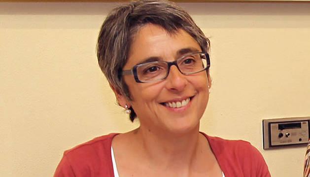 Ana Luján.