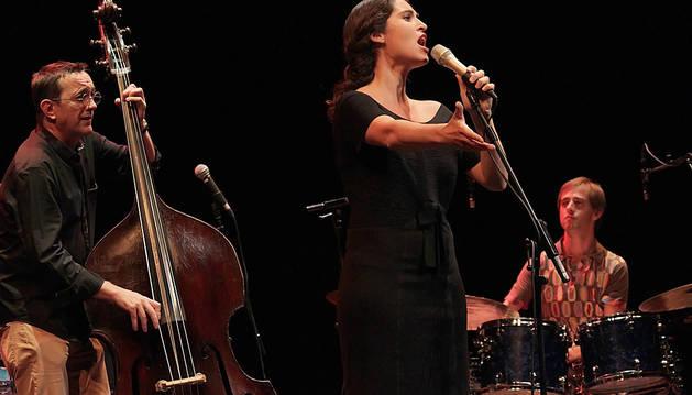 Silvia Pérez Cruz.