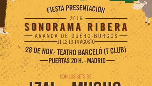 The Hives, 091 e Izal, bandas confirmadas para Sonorama 2016