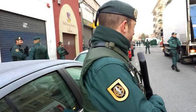 La Guardia Civil ha detenido esta martes a un hombre que pretendía viajar a Siria para unirse a las filas del DAESH.