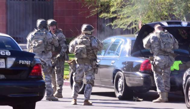 Al menos 20 heridos por un tiroteo en California