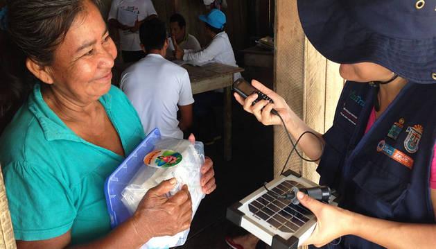'Mamás del río', por los partos saludables en Amazonía