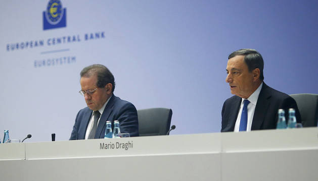 El BCE amplía la vigencia y la manera de su programa de compras