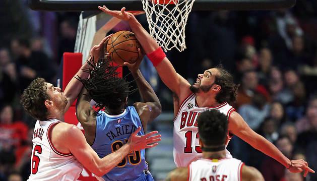 Vuelve el mejor Gasol en la victoria de Bulls contra Denver
