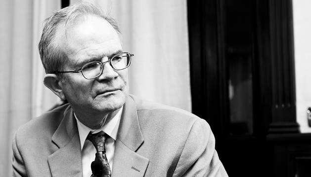 Paul Steiger, en la IV edición de 'Conversaciones' de la UN