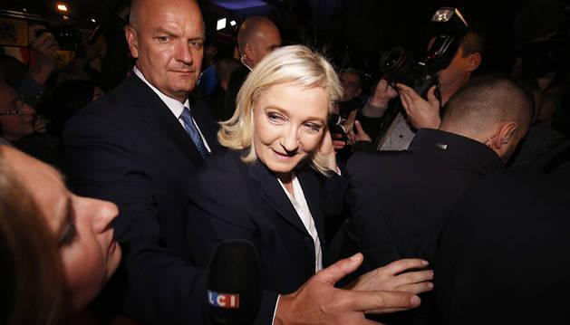 La ultraderecha francesa pulveriza su techo electoral