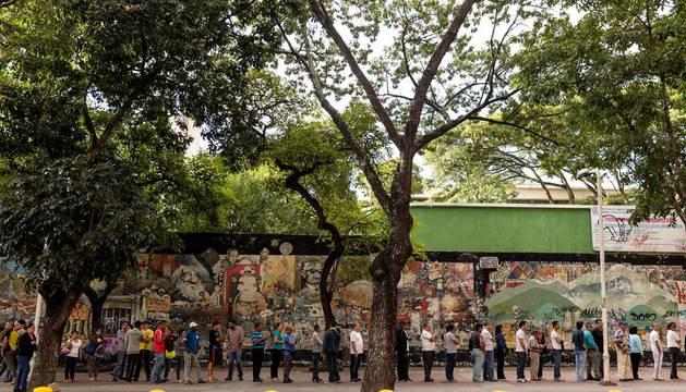 Los comicios venezolanos no registran incidentes de relieve