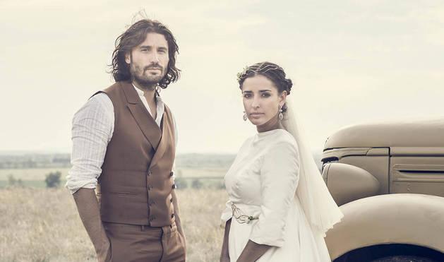 Alex García e Inma Cuesta protagonizan 'La novia'.