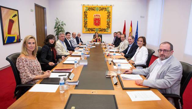 Mesa y Junta de Portavoces.