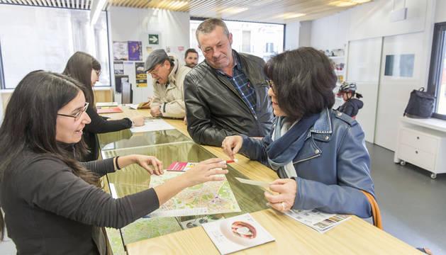 Más de 3.100 personas solicitan información en la Oficina de Turismo