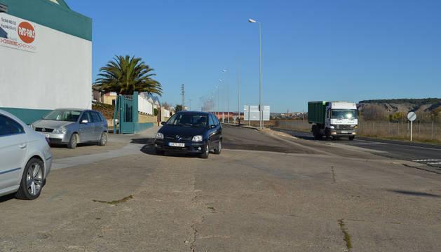 Las obras de mejora del polígono de Andosilla arrancarán en enero