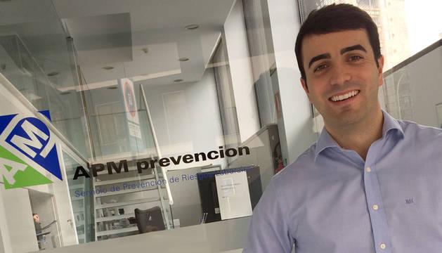 Javier Ventura, adjunto a Dirección de APM Prevención
