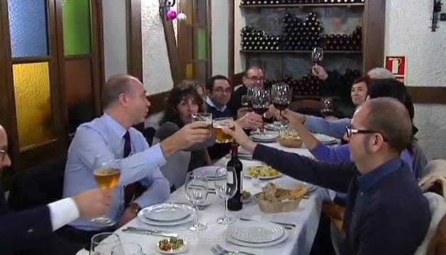 Cada restaurante facturará unos 13 mil euros entre comidas y cenas navideñas