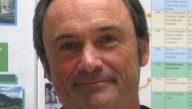 Juan Manuel Intxaurrandieta.