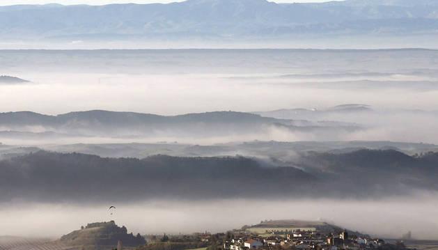 Bancos de niebla que levantarán por la tarde y temperaturas sin cambios