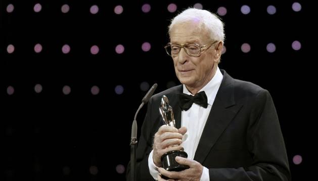 Premio honorífico de la Academia del Cine Europeo para Michael Caine.