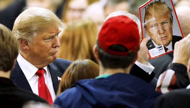 Donald Trump sigue liderando las encuestas republicanas