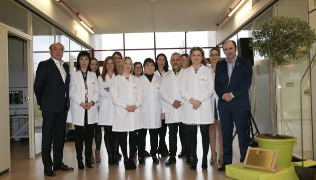 Iden Biotechnology inaugura nuevas instalaciones en su décimo aniversario