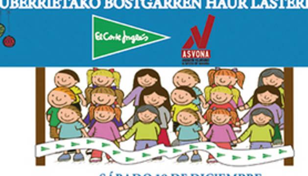 Carrera Infantil de Navidad en Pamplona