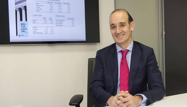 Álvaro Bañón, socio de Haltia Capital
