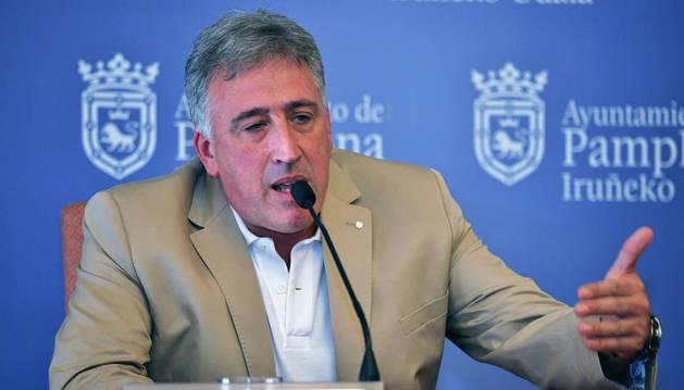 Joseba Asiron.