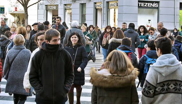 La población navarra cae por tercer año y 171 municipios pierden vecinos