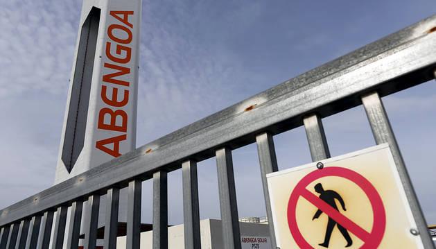 Abengoa dice a los empleados que el préstamo da