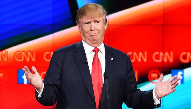 Trump hace del insulto su mejor arma de movilización de campaña