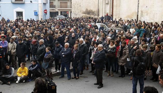 Una mujer de Villena, última víctima de la violencia machista en España