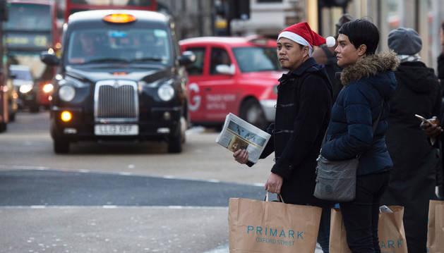 Las compras navideñas provocan estrés al 70 por ciento de los afectados.