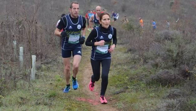 Egipto Flamarique logró el primer puesto en la de 5 km.