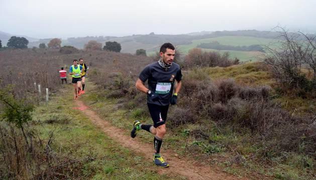 Raúl Amatriain ganó en la prueba de 10 kilómetros.