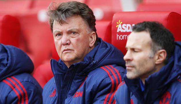 El United de Van Gaal se derrumba en el 'Boxing Day'